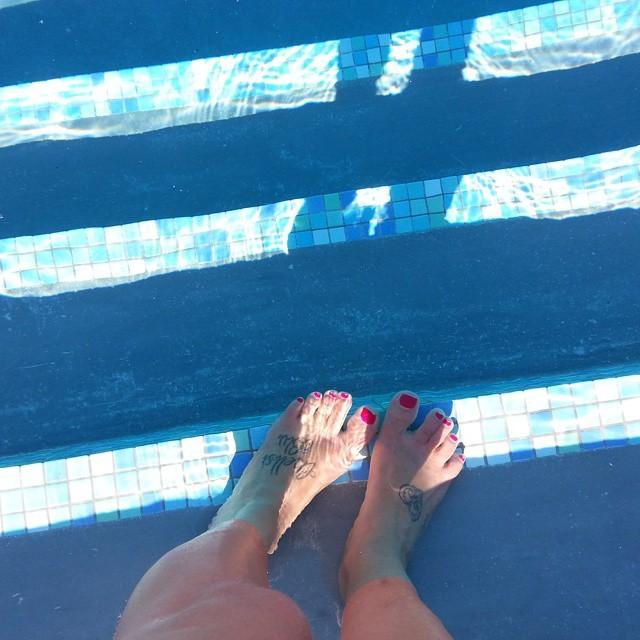 Julie K Smith Feet