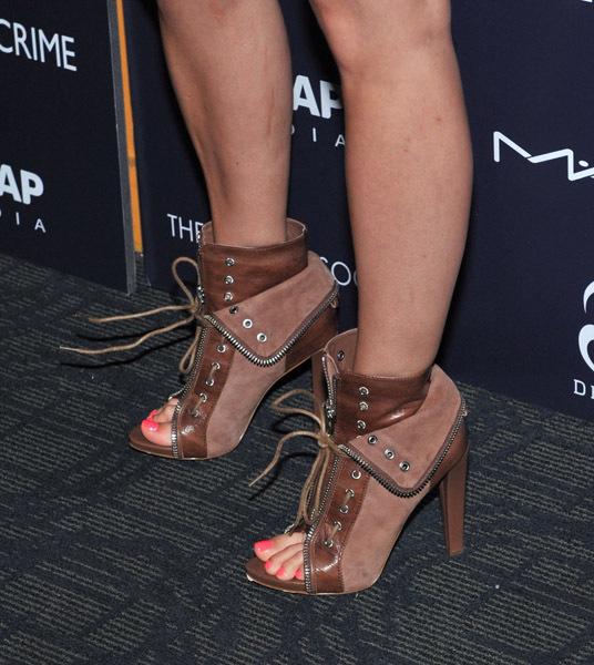 Julie Ordon Feet