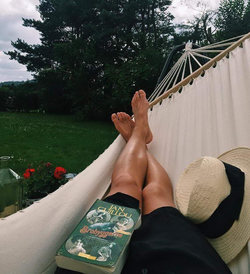 Ada Hegerberg Feet