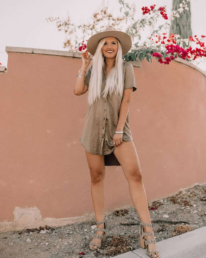Madison Perry Feet