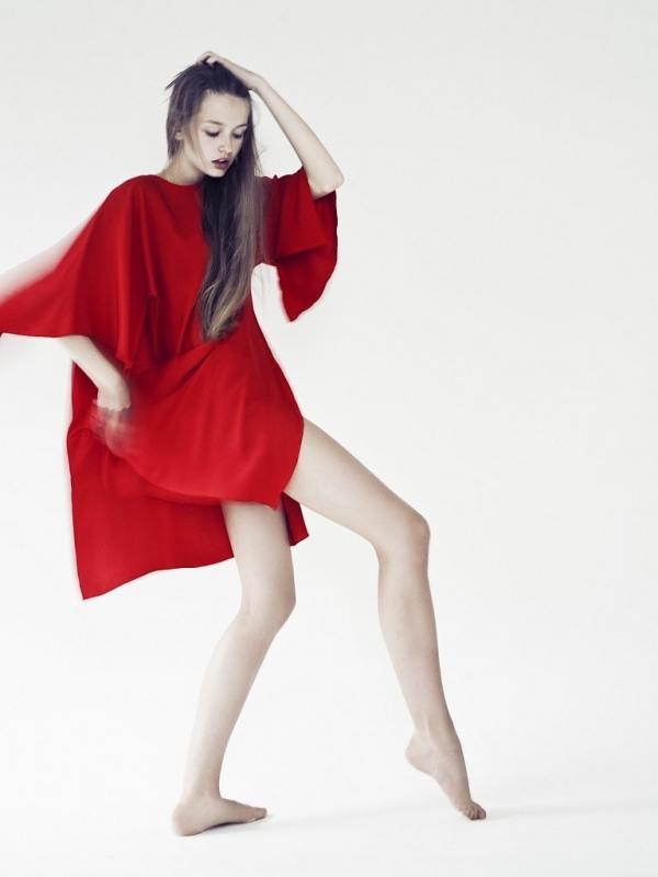 Kristina Romanova Feet