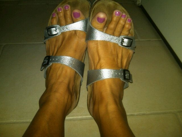 Maryanne From Brooklyn Feet