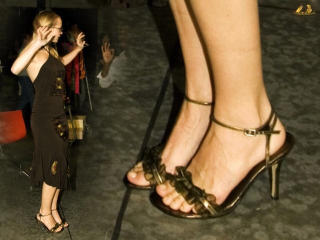Janin Reinhardt Feet