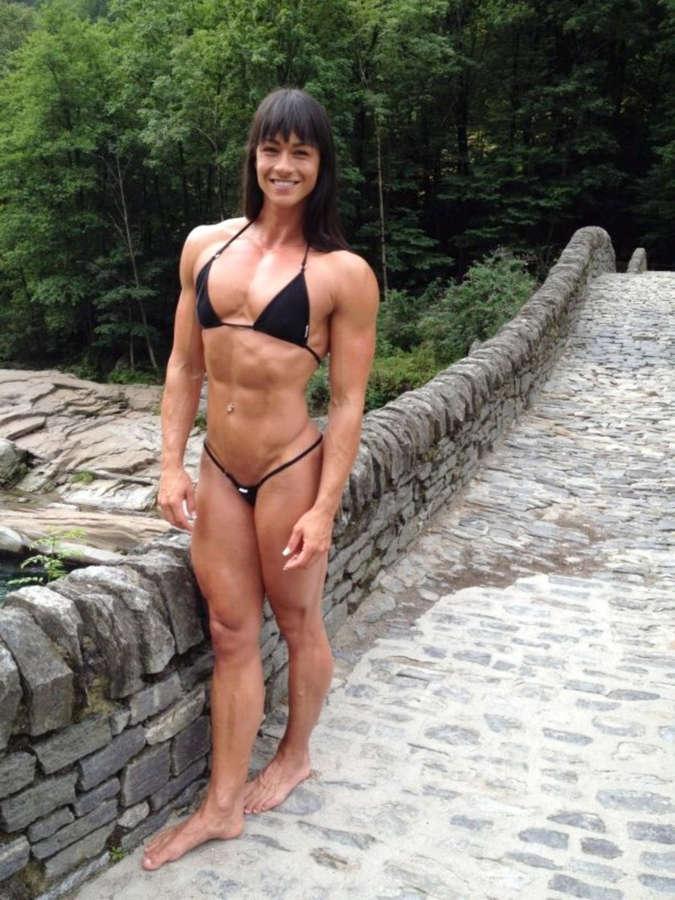 Cindy Landolt Feet