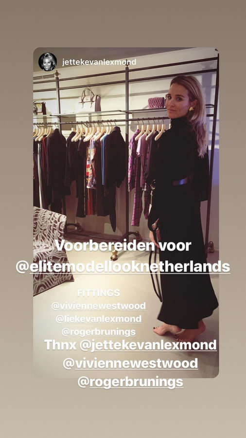 Lieke Van Lexmond Feet