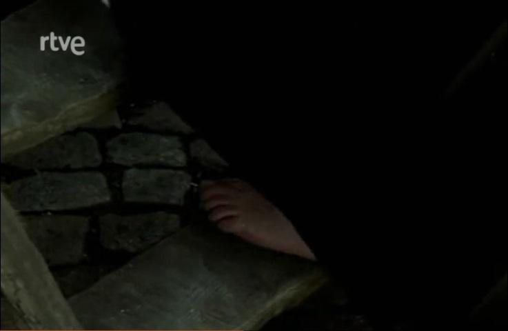 Blanca Estrada Feet
