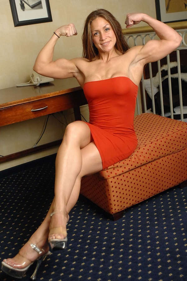 Christy Resendes Feet