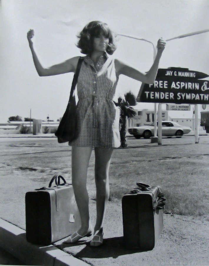 Jacqueline Bisset Feet
