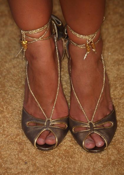 Sharni Vinson Feet