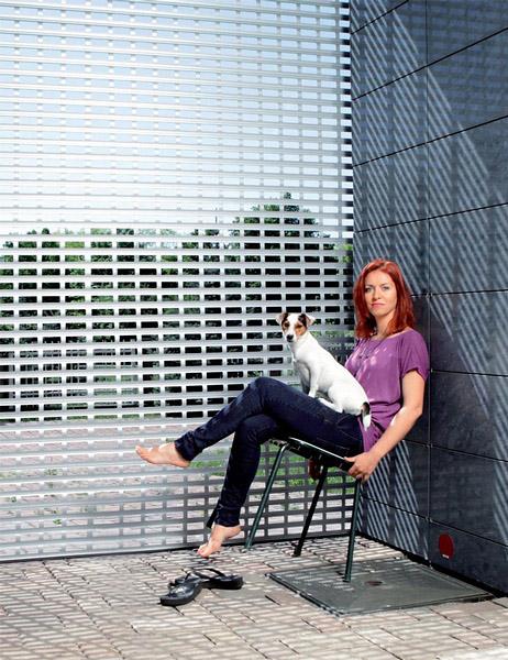 Nora Fridrichova Feet