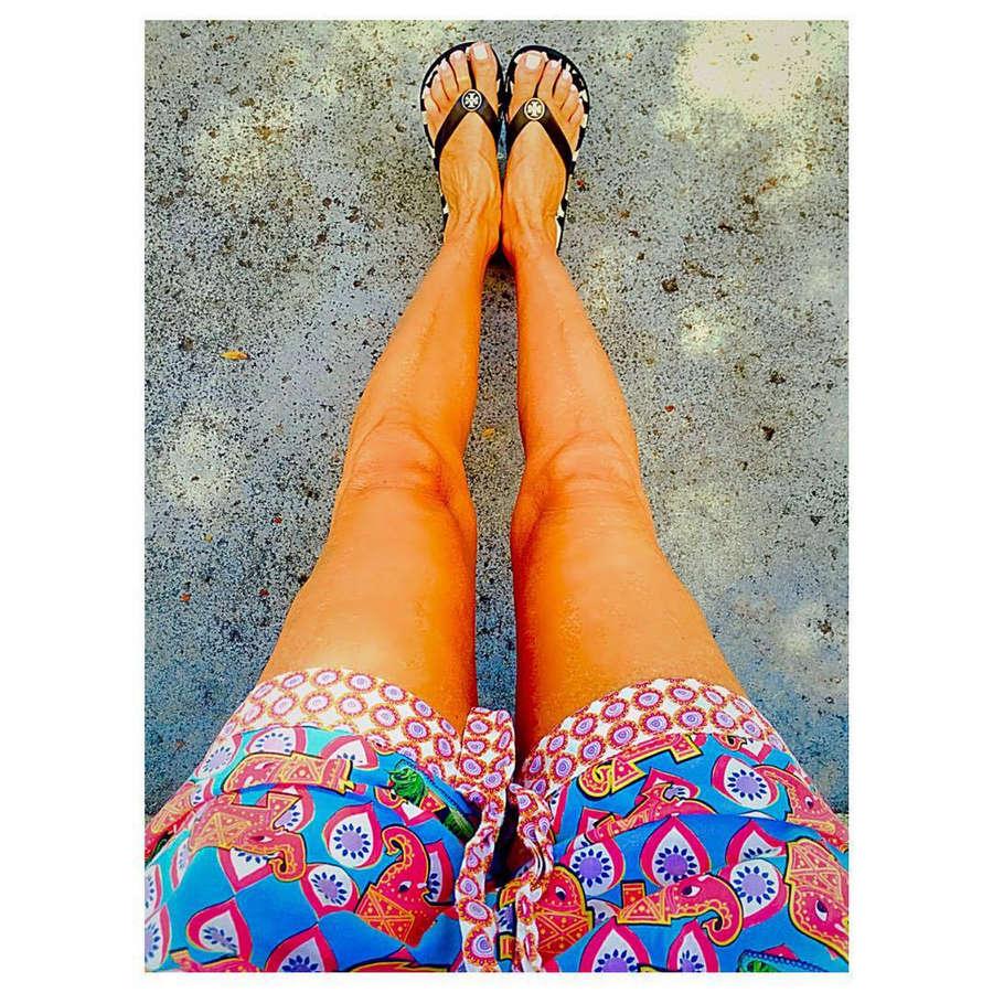 Toni Hudson Feet