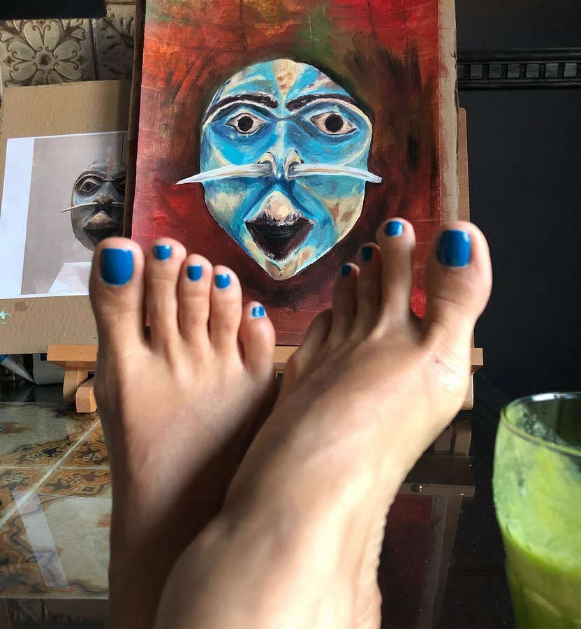 Jamie Daniels Feet