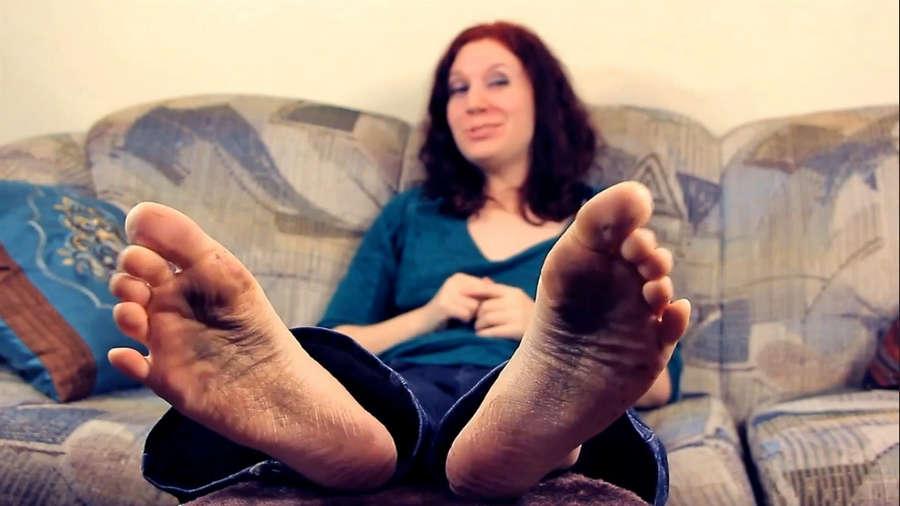 Allison Pregler Feet