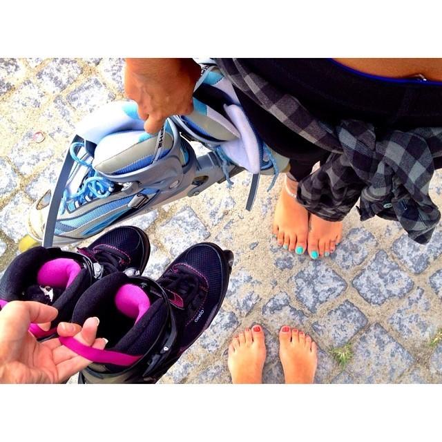 Joana Duarte Feet