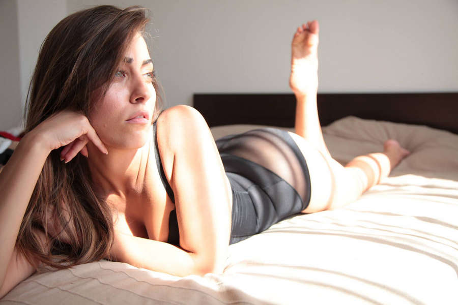 Paola Saulino Feet