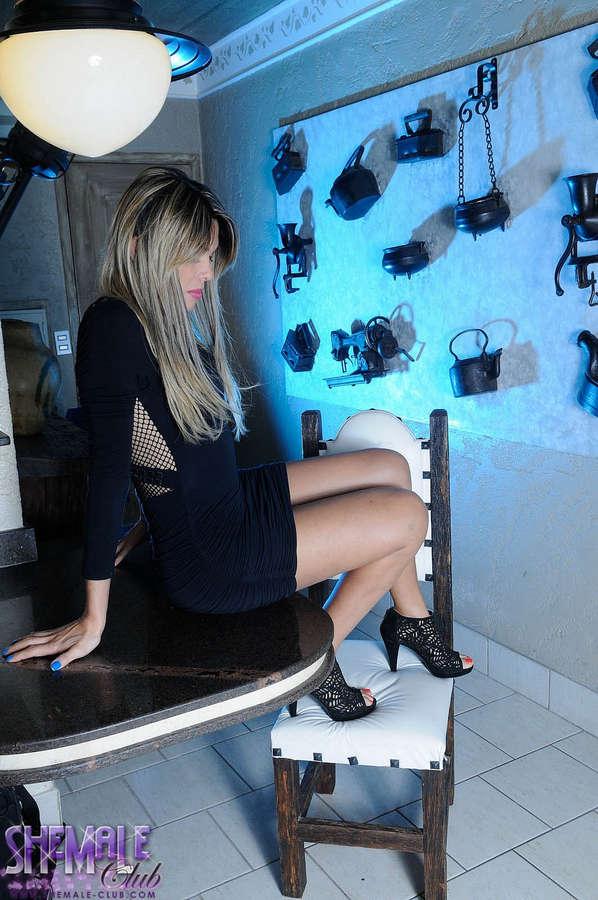 Milene Vendramine Feet