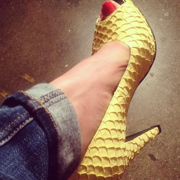 Allison Hagendorf Feet