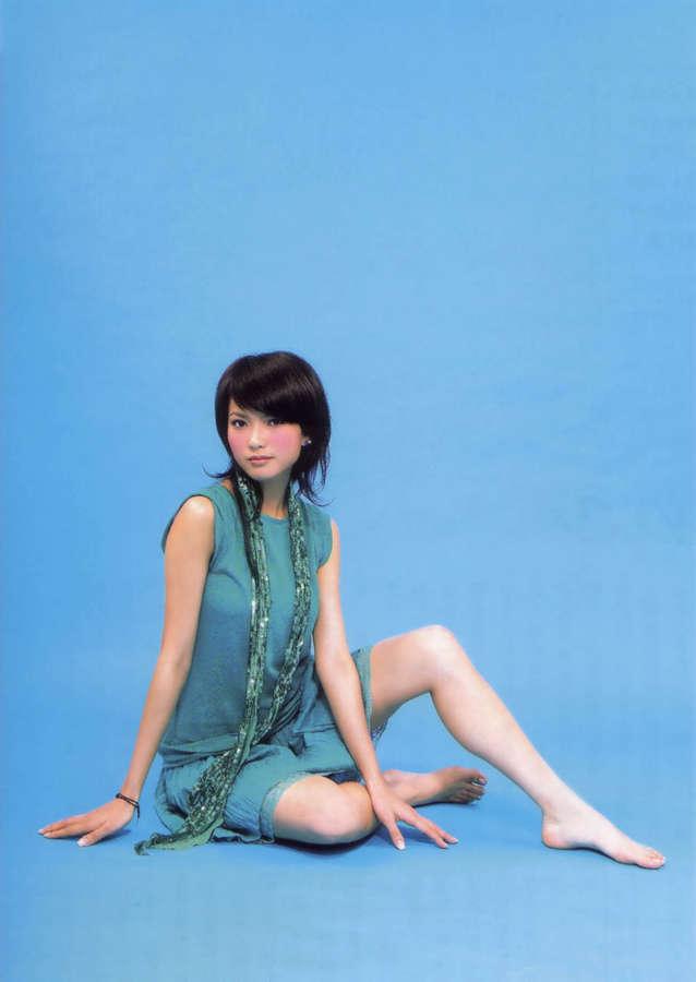 Rosanne Wong Feet