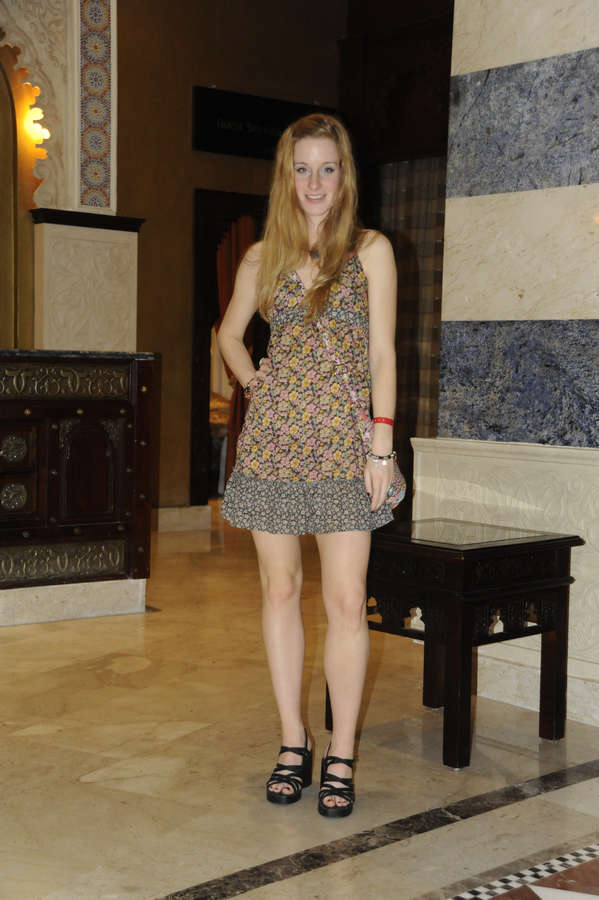 Sabina Krovakova Feet