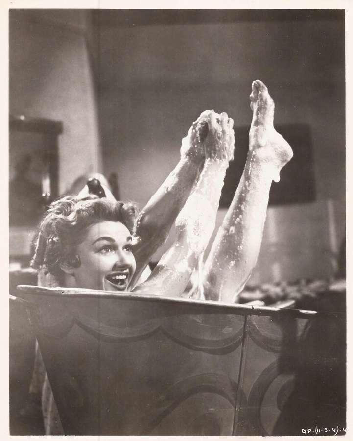 Ann Robinson Feet