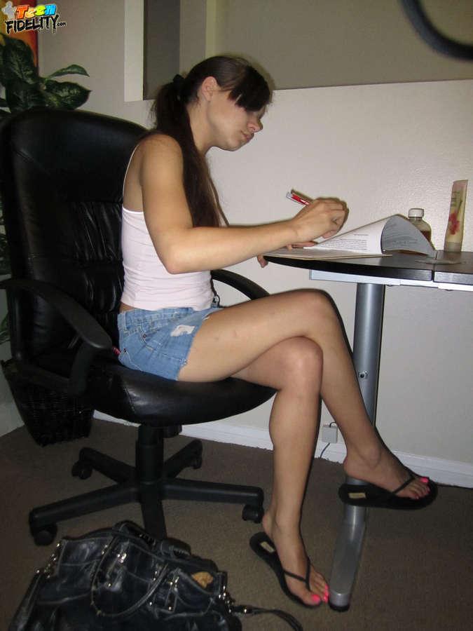 Tiffany Star Feet