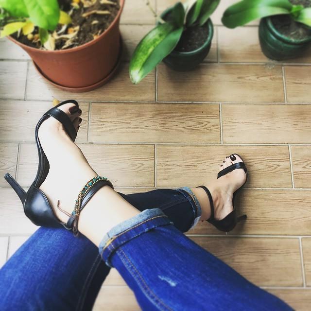 Selen Gorguzel Feet