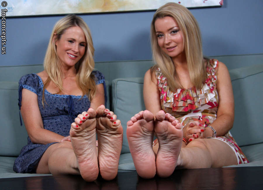 Chanel Ryan Feet
