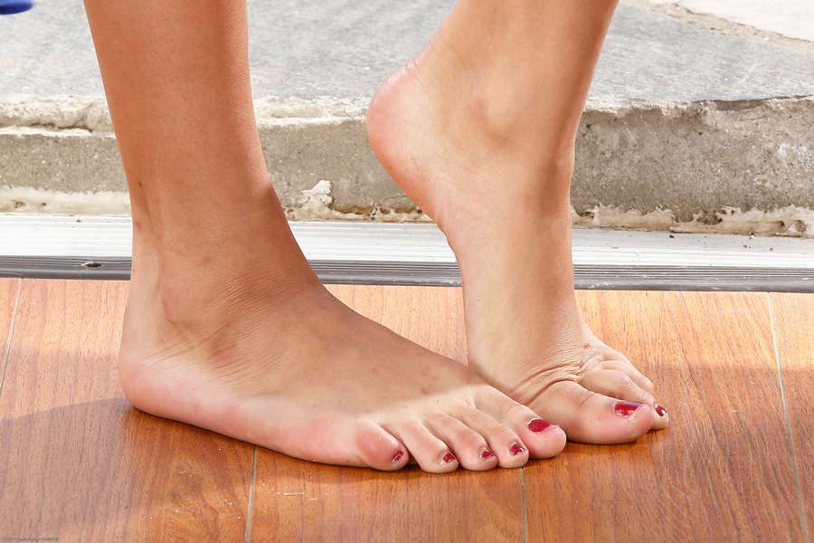 Marina Angel Feet