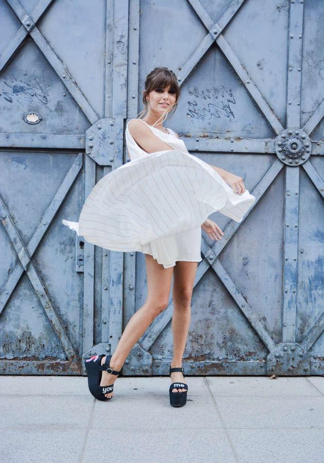Agustina Penalba Feet