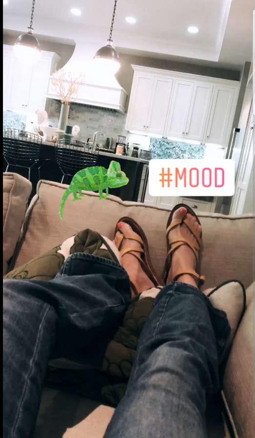 Monica Lacy Feet