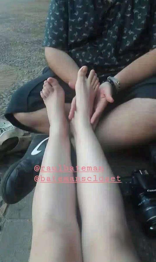 Anneke Necro Feet