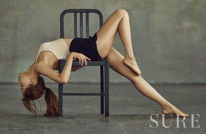 Ji Eun Song Feet