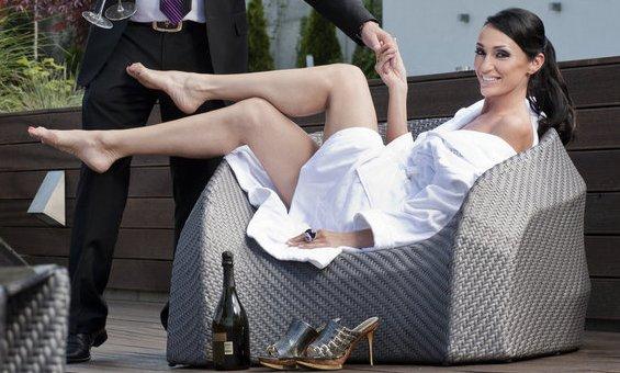 Sisa Sklovska Feet