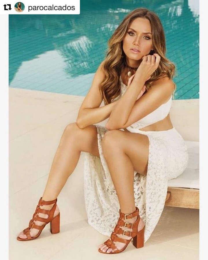 Veronica Zardo Feet