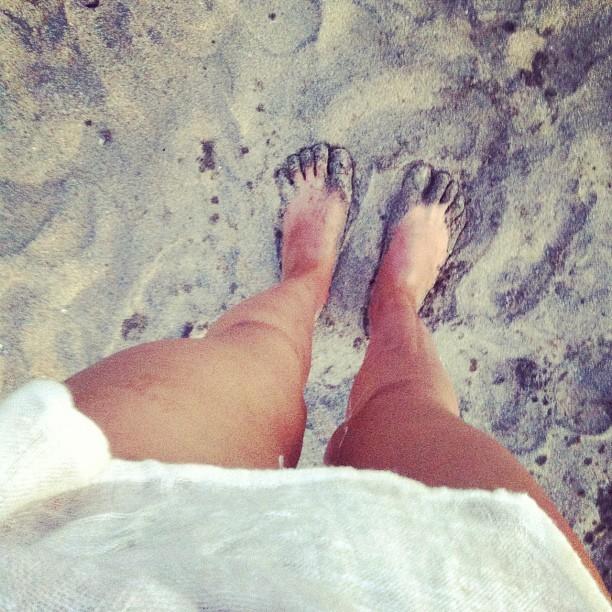 Tessa Thompson Feet