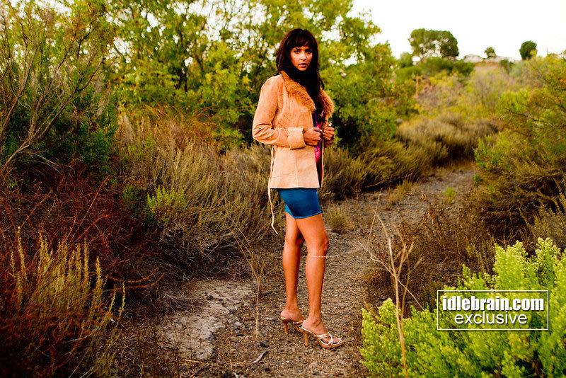Lakshmi Manchu Feet