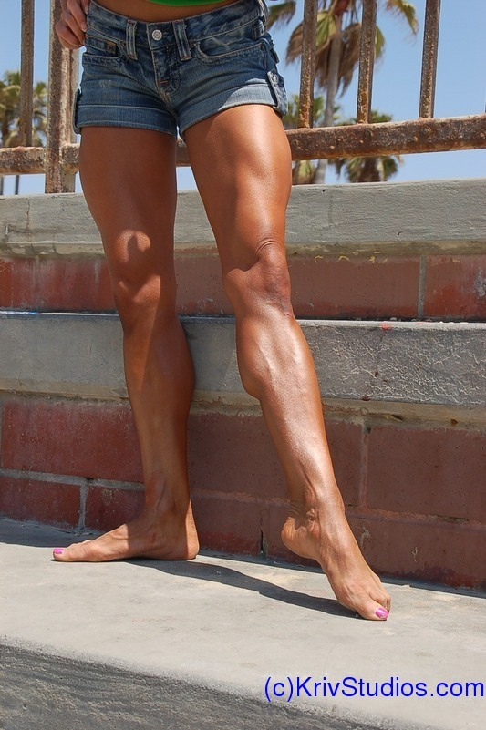 Abby Marie Wolf Feet