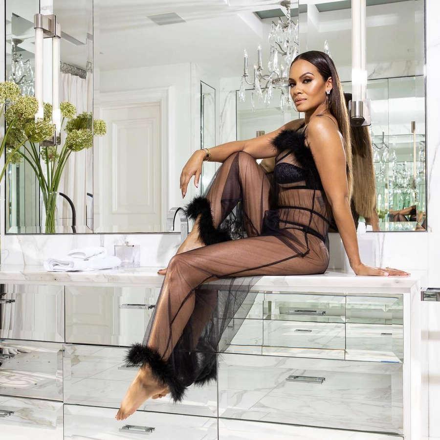 Evelyn Lozada Feet