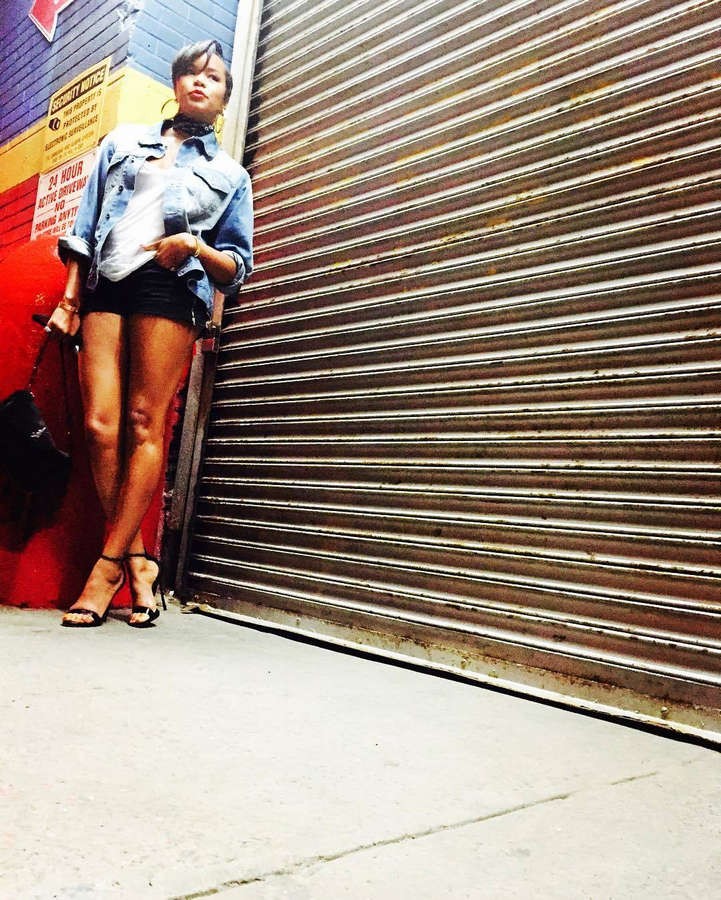 Letoya Luckett Feet