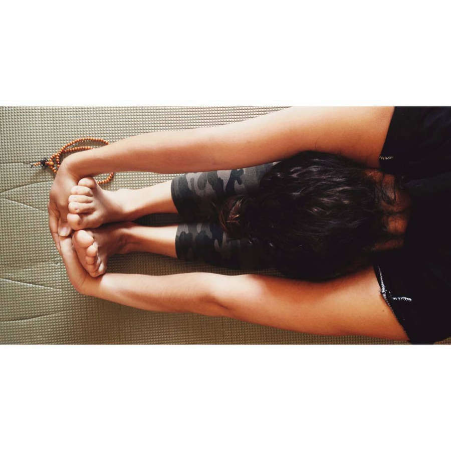 Alba Rico Feet
