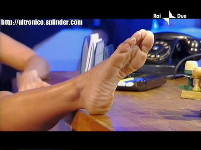 Jo Squillo Feet