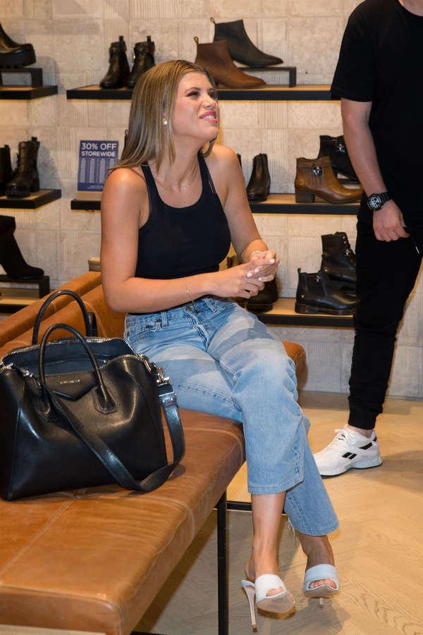Sofia Richie Feet
