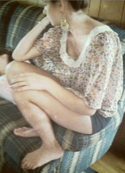 Samantha Buckman Feet