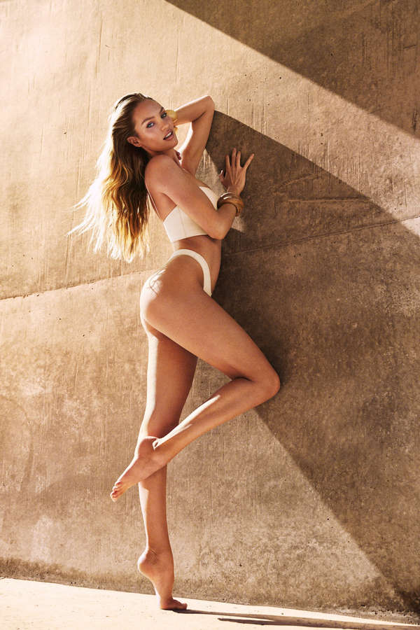 Candice Swanepoel Feet