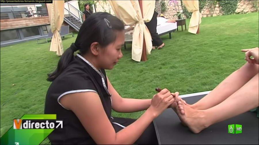 Mercedes Torre Feet