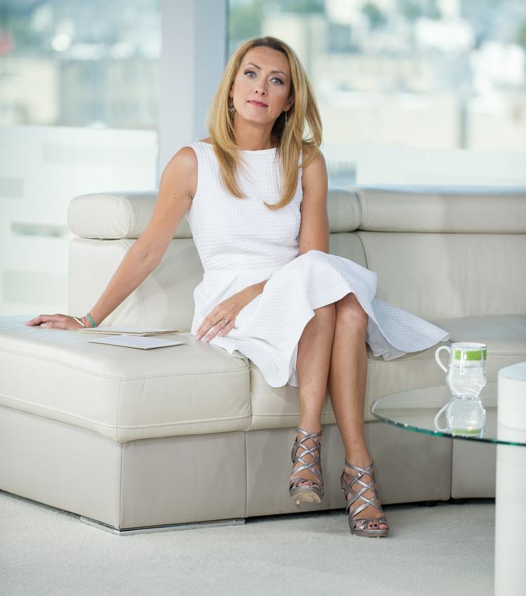 Anna Kalczynska Feet