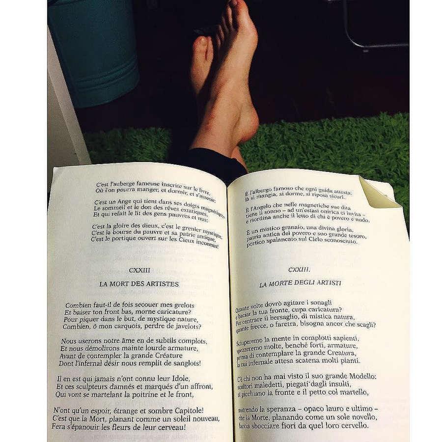 Sofia Panizzi Feet