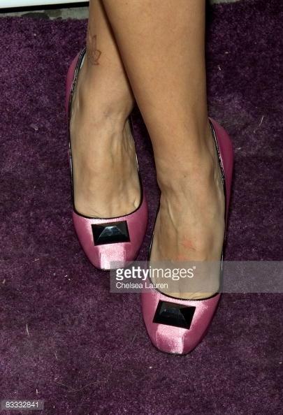 Jill Michele Melean Feet