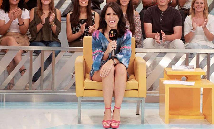 Olivia Ortiz Feet