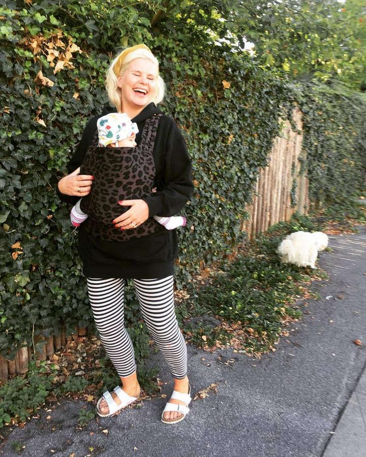 Sofie Linde Lauridsen Feet